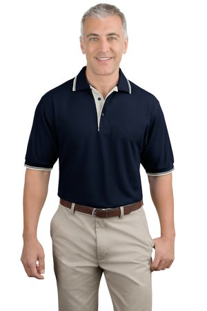 Port Authority® K501 Silk Touch™ Polo with ...