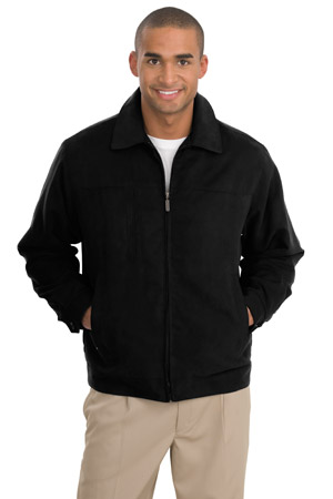 Port Authority J741 Sueded Micro-Texture Jacket.