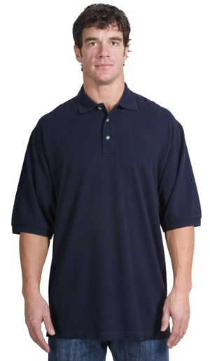 Port Authority® TLK420 Tall Pique Knit Polo