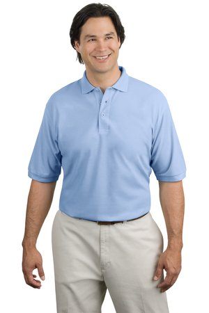 Port Authority® TLK500 Tall Silk Touch™ Polo