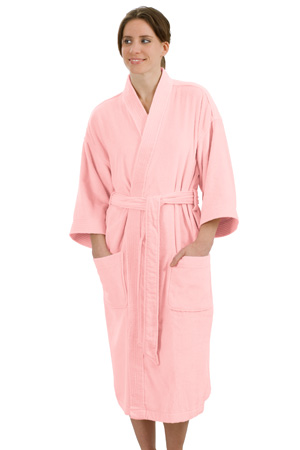 Port Authority R100 Terry Velour Robe.