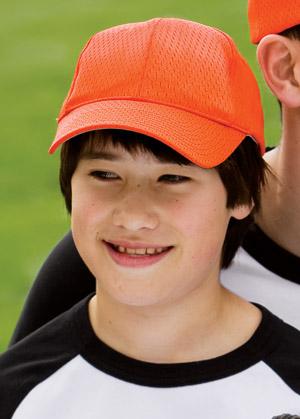 Port Authority® YC833 中青年青少年舒适网眼帽子