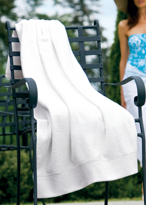 Port Authority® TW55 Zero Twist Resort Towel