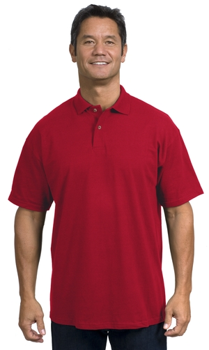 Port & Company® KP60 6.1-Ounce Jersey Knit Polo