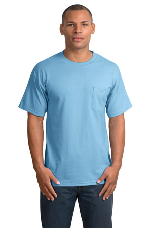 Port & Company® PC61P Essential T-Shirt with Pocket
