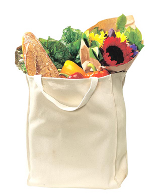 Port & Company® B100 Grocery Tote