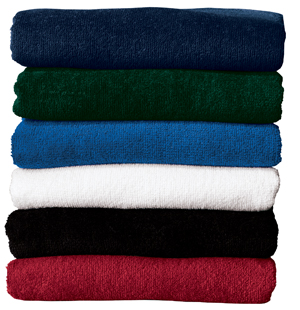 Port & Company® PT40 Grommeted Fingertip Towel