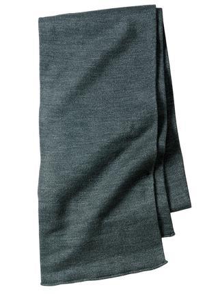 Port & Company® KS01编织的围巾