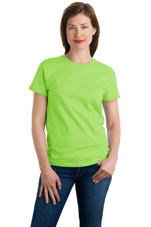 Port & CompanyLadies 100% Cotton Essential T-Shirt.