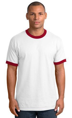 Port & Company® PC61R Ringer T-Shirt
