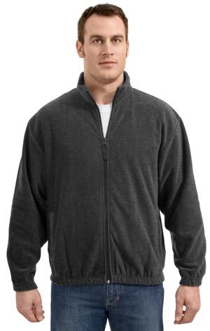 Port & Company JP17 Value Fleece Jacket.