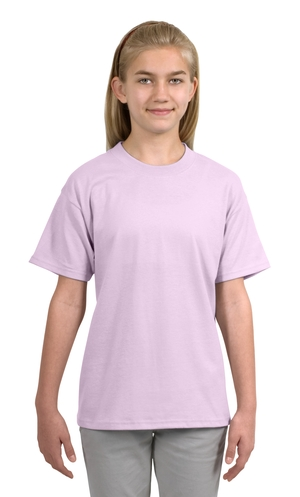 Port & Company® PC55Y Youth 50/50 Cotton/Poly T-...