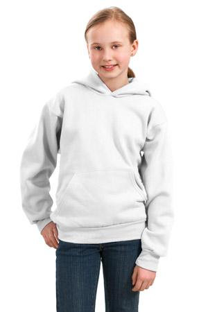Port & Company® PC90YH中青年青少年毛线套衫连帽运动衫