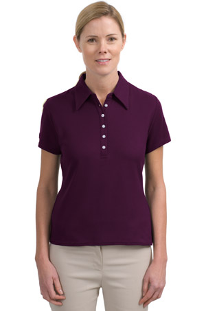 Red House® RH02 Ladies Honeycomb Performance Pique Polo