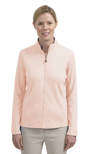 Red House® RH08 Ladies Pima Interlock Jacket