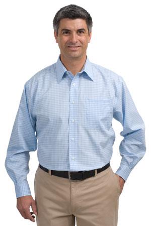 Red House® RH23 Check Non-Iron Button-Down Shirt