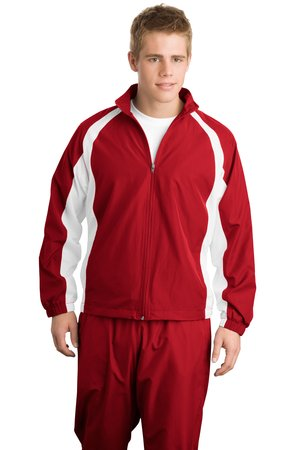 Sport-Tek® J712 5-in-1 Performance Full-Zip Warm-Up Jacket