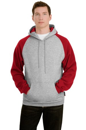 Sport-Tek® F263 Colorblock Pullover Hooded Sweatshirt
