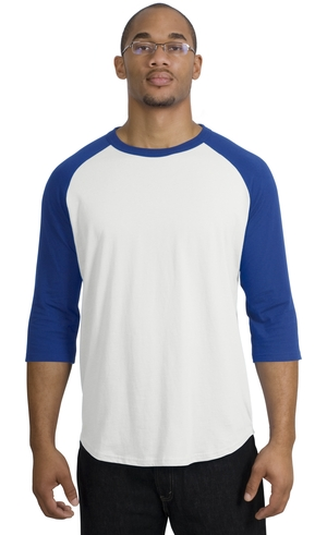 Sport-Tek® T200 Colorblock Raglan Jersey