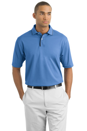 Sport-Tek® K467 Dri-Mesh® Polo with Tipped Collar and Piping