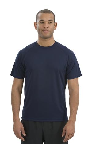 Sport-Tek® T473 Dry Zone™ Short Sleeve Raglan ...
