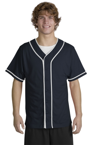 Sport-Tek® T225 Jersey with Double Braided Trim