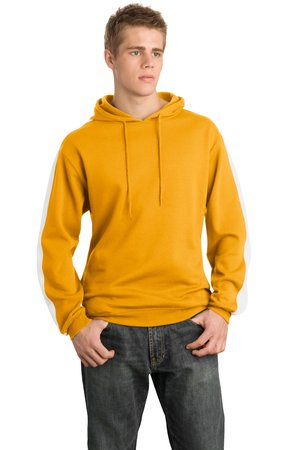 Sport-Tek® F255 Pullover Hooded Sweatshirt with Stripe