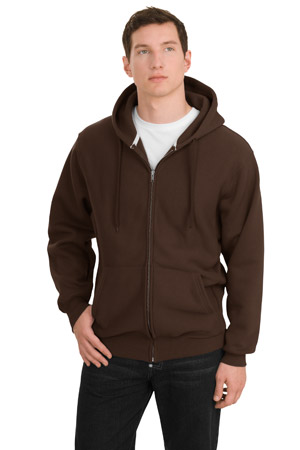 Sport-Tek® F282 Super Heavyweight Full-Zip Hooded ...