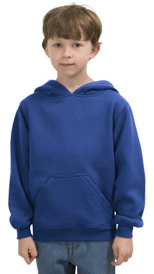 Sport-Tek® Y254 Youth Pullover Hooded Sweatshirt