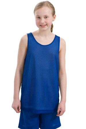 Sport-Tek® YT500 Youth Reversible Mesh Tank