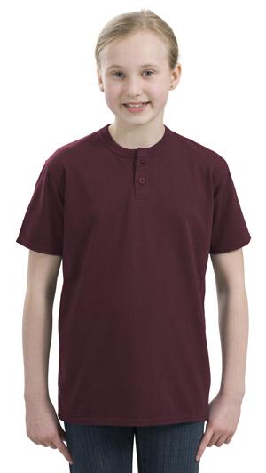 Sport-Tek® YT210 中青年青少年短袖T恤