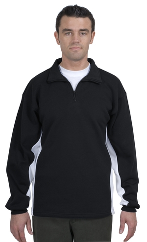 Sport-Tek® F262 1/4-Zip Sweatshirt with Contrast Color