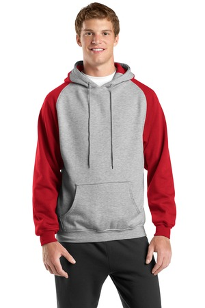 click to view Athletic Heather/Red