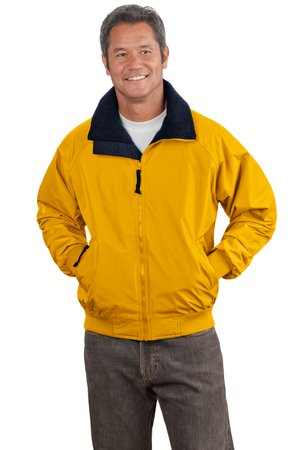 click to view Goldenrod/True Navy
