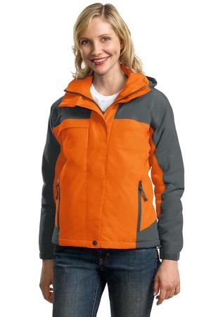 click to view Cadmium Orange/Graphite