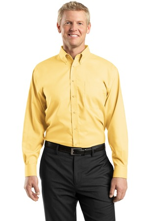 What goes with a yellow dress shirt