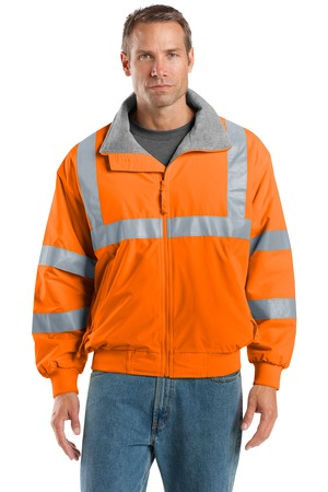 click to view Safety Orange/Reflective