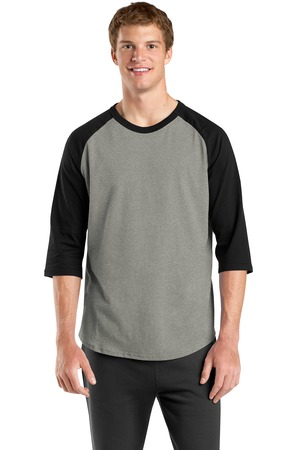 click to view Heather Grey/Black