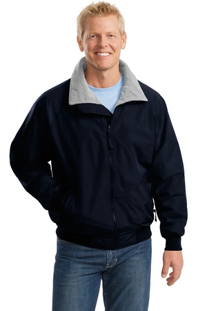 click to view True Navy/Grey Heather