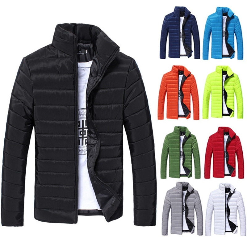 9-color Candy-colored Cotton men's Fashion New Winter ...