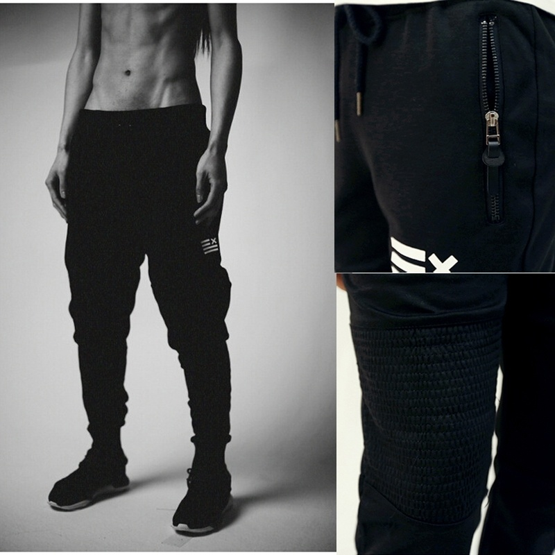 Mens Joggers Pants  Men Casual Outdoor Sweatpants Hip ...