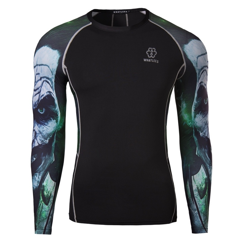 Men's outdoor sports jersey sweatshirts breathable absorbent ...
