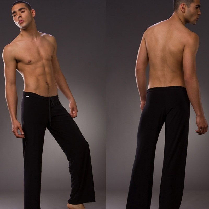 Sexy Men Long Pants Brand Mens Sleepwear Sleeping Pants ...
