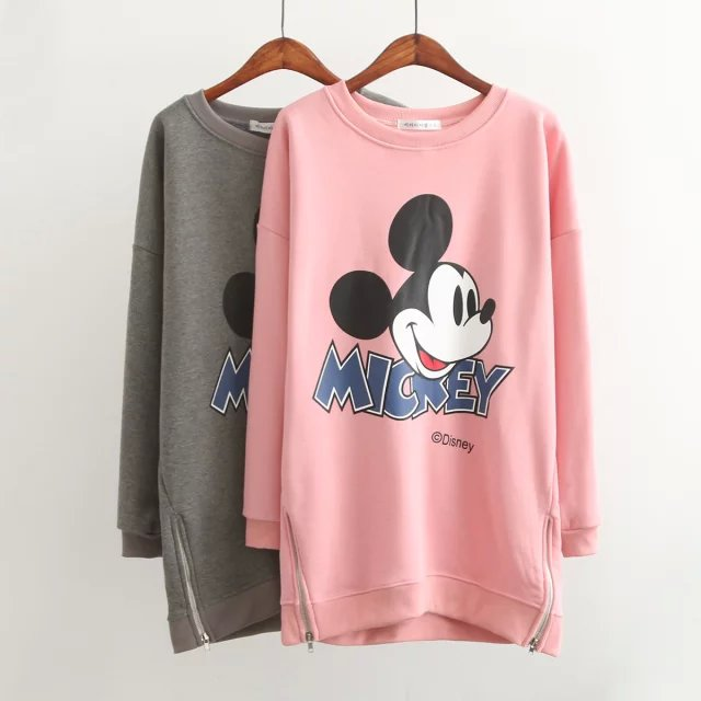 Fashion Women Winter thick warm fleece cute Cartoon ...