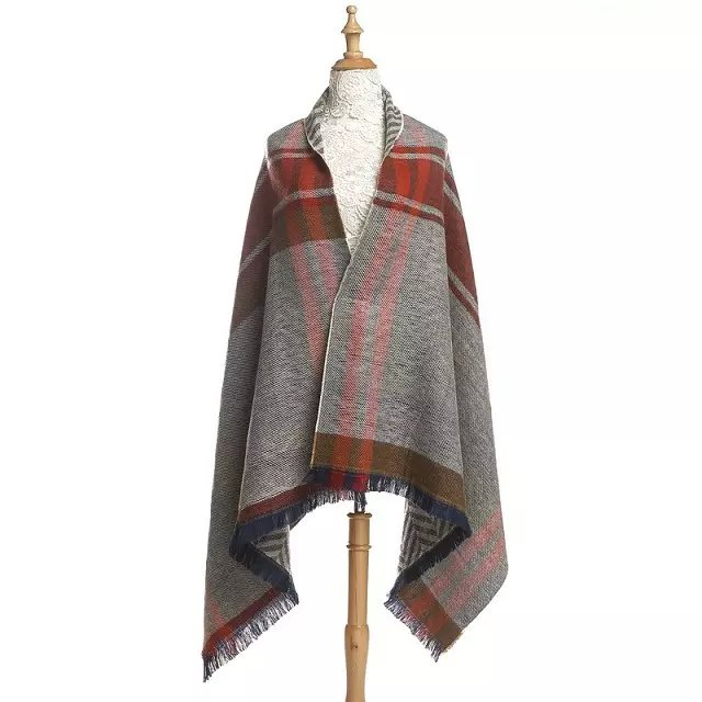 Fashion Scarves & Wraps Adult Cashmere Shawl Stylish ...
