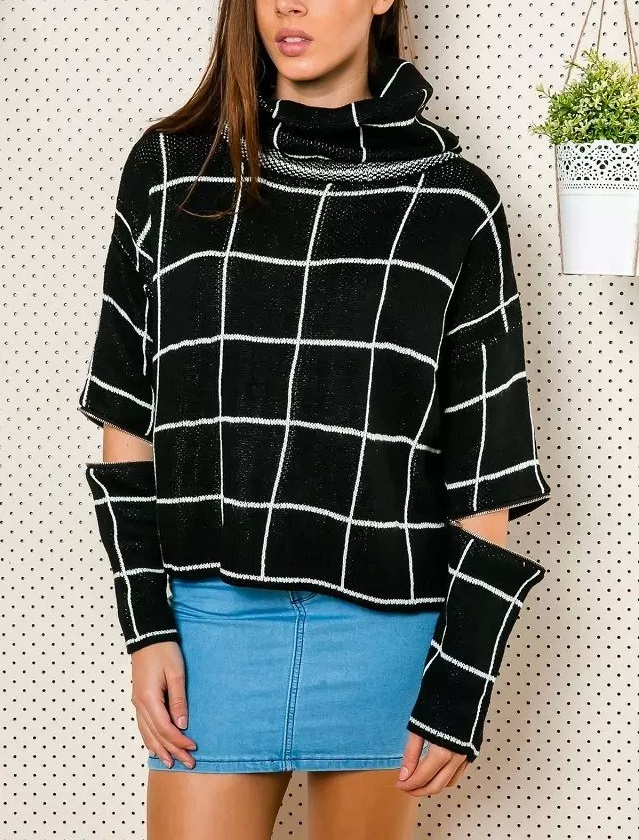 Hot New Women Winter Knitted Cashmere Pullovers Branch ...