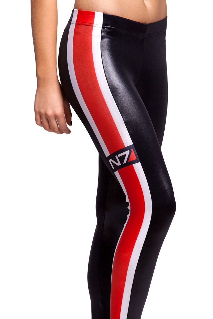 Sexy Leggings for Women Fashion Autumn Elegant red white ...