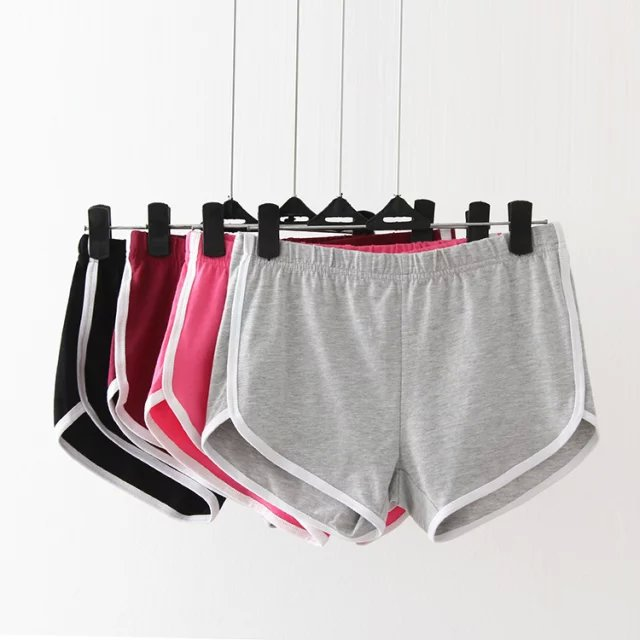 Summer New Fashion American apparel Women Brief Sport ...