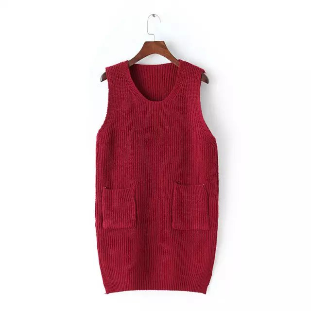 Winter American Fashion women Elegant school Style red ...