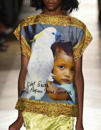 Fashion Women Elegant Children Birds printed T shirt ...
